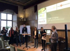 Stort intresse för Trygg hemgång när länets äldreFoU:er bjöd in – se de filmade presentationerna från konferensen och ladda ner rapporterna