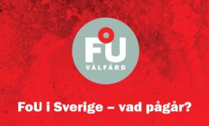 FoU Välfärd webbkonferens 15–16 okt 2020