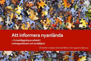 """Se seminariet """"Att informera och vägleda nyanlända""""!"""